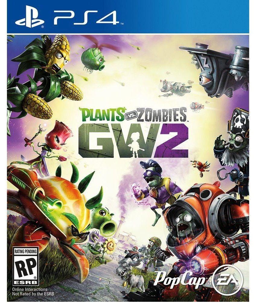 Plants vs. Zombies Garden Warfare 2 PS4 za $0.99 (PSN US)