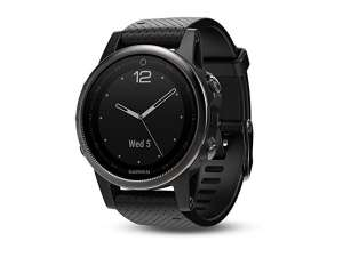 ibood.com Smartwatch Garmin Fenix 5S Sapphire