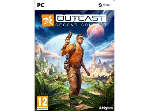 Gra PC Outcast Second Contact wersja cyfrowa