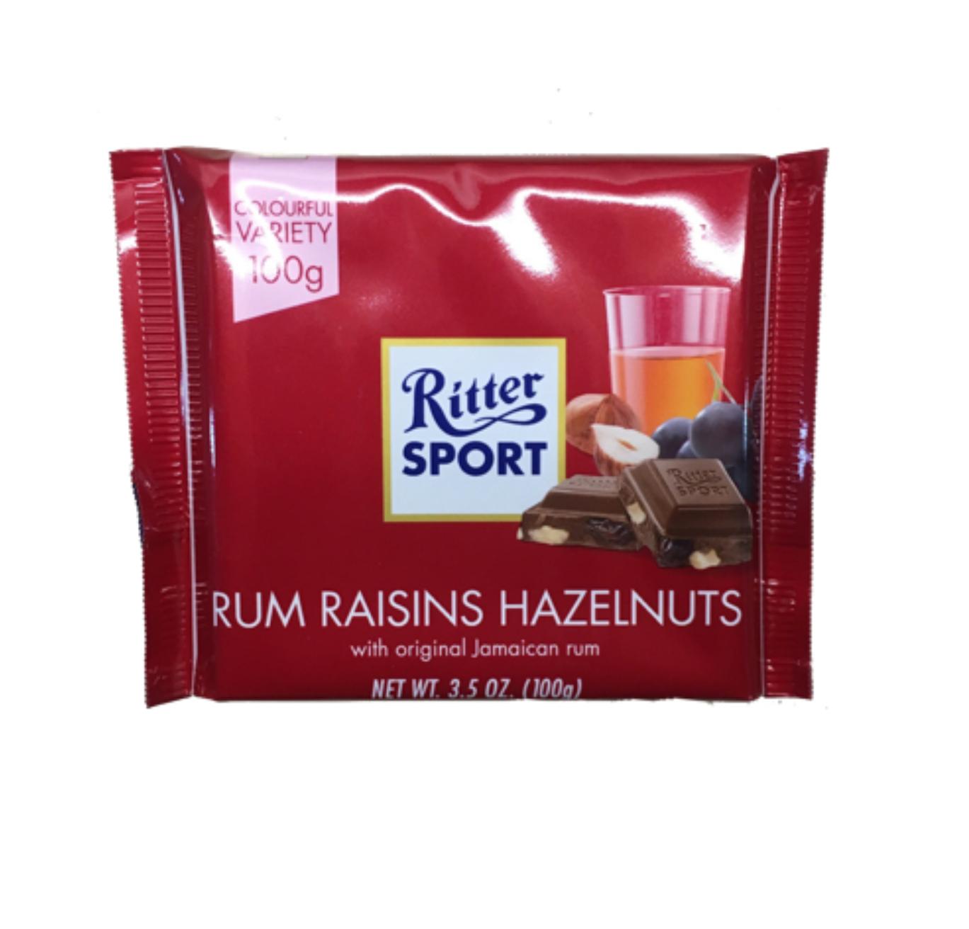 Czekolada Ritter Sport 100g - Rum i bakalie: 3zł, z Karmelowym musem: 3.5zł, oraz z ciętymi orzechami 3.5zł. Auchan