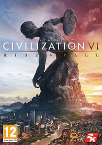 Civilization VI: Rise and Fall za £10.99 w uk.gamesplanet.com