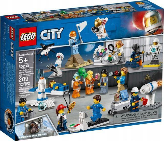 Lego City Nasa Badania Kosmiczne 60230
