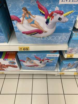 Intex Mega Unicorn Auchan Krokus