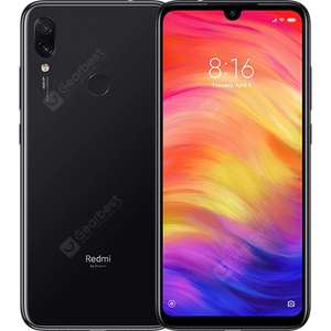 Xiaomi Redmi Note 7  Global Version (3/32GB) czarny @ Gearbest