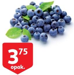 Auchan, borówki po 15zł/kg