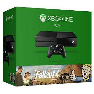 Konsola Xbox One 1TB + Fallout 3 + Fallout 4 + Rise of the Tomb Raider za 1550zł @ Amazon.fr