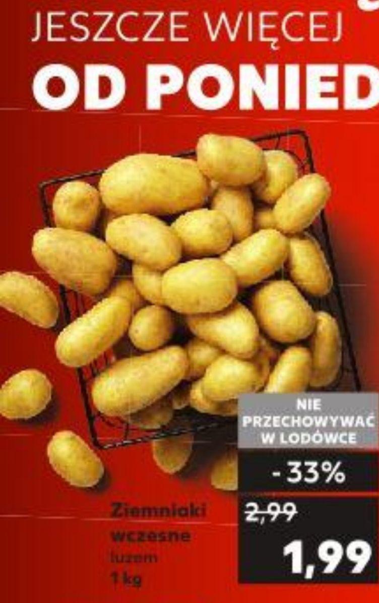 Ziemniaki 1,99 zł/kg - Kaufland