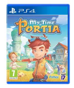 My Time At Portia PS4/Xbox One/Switch