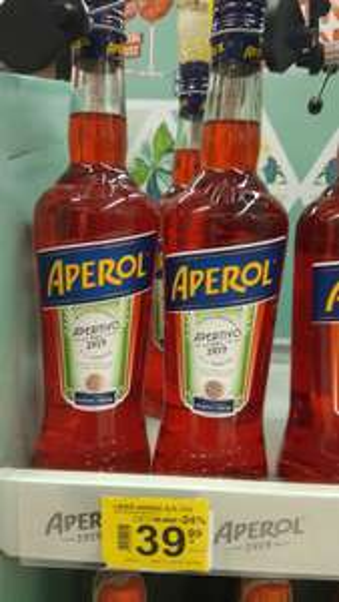 Przedłużona promocja na Aperol w Carrefour Skarżysko Kamienna 0,7 l za 39,99