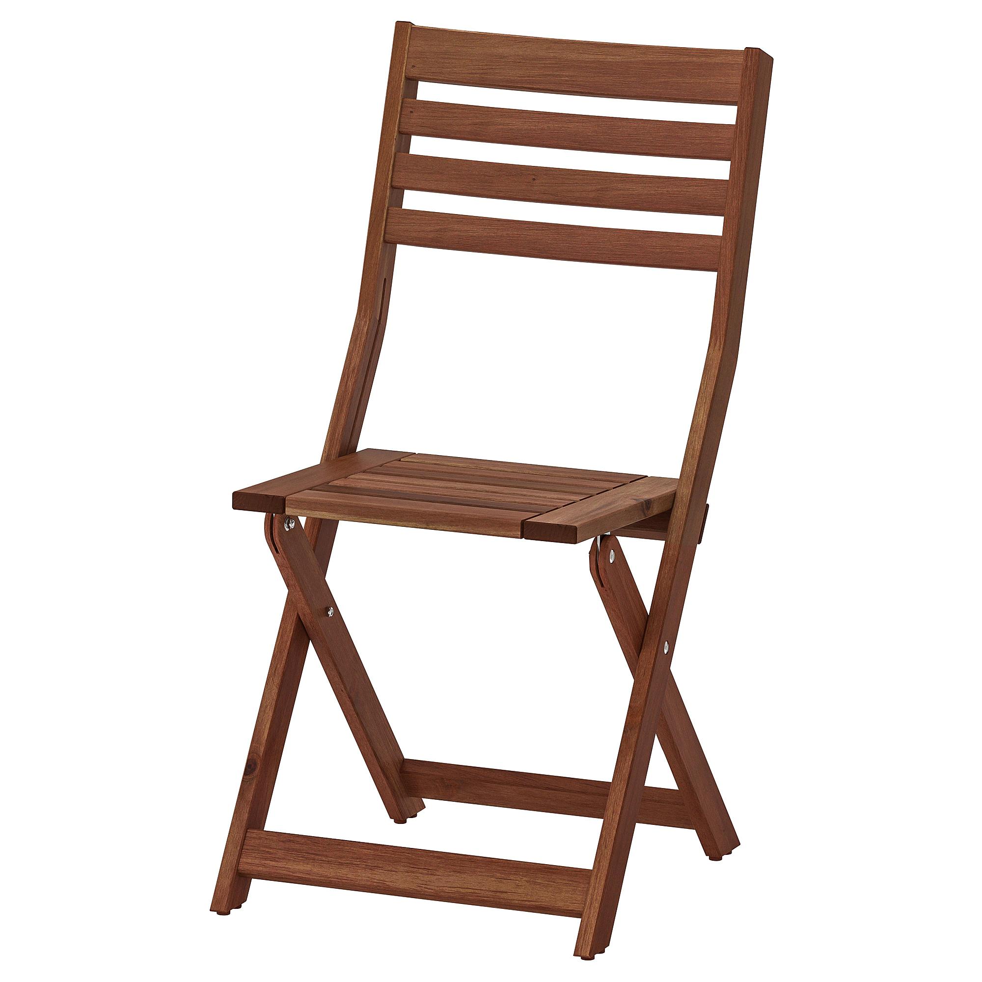 Krzesło ogrodowe składane - Ikea z kartą Ikea family. Tylko stacjonarnie