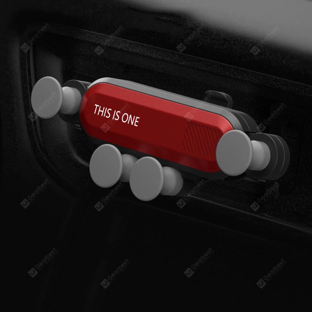 Samochodowy grawitacyjny uchwyt na telefon