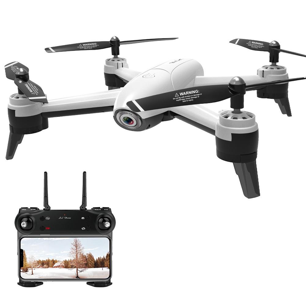 Duży dron SG106 kamerą HD (możliwe FHD i/lub 4K) z wieloma dodatkowymi funkcjami (43.99USD)