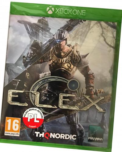 Elex PS4/Xbox One
