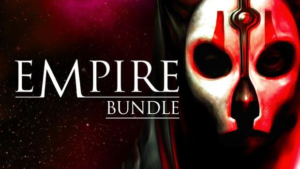 Empire Bundle za €3.95 na fanatical