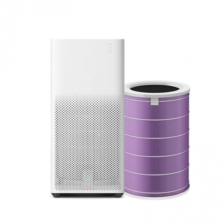 Filtr powietrza Xiaomi Purifier Fioletowy (odbiór osobisty gratis, dostawa min. 8.99zł)