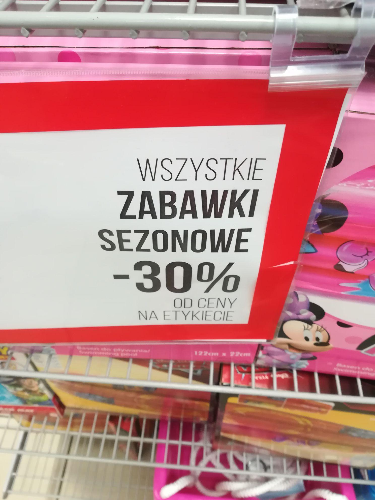 Pepco - 30% na zabawki sezonowe i bańki mydlane