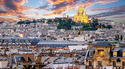 Wycieczka objazdowa po Francji, 7 dni.