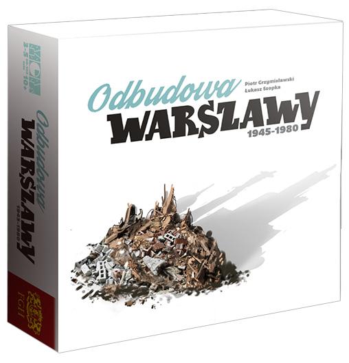 Odbudowa Warszawy, a także MegaWojownicy oraz Potworne Przepychanki