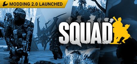 Darmowy weekend z grą Squad @Steam
