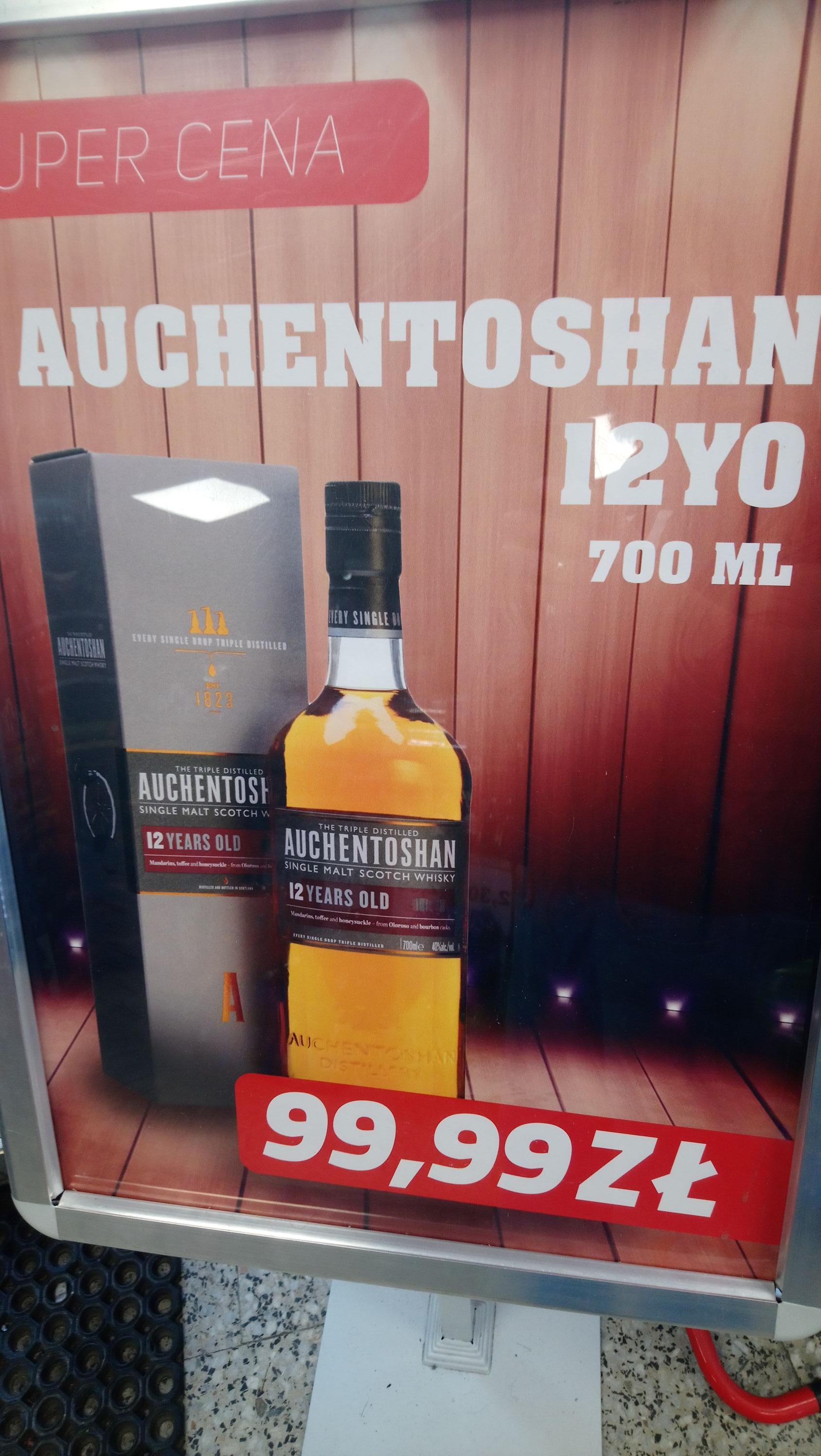 Auchentoshan 12yo 700ml