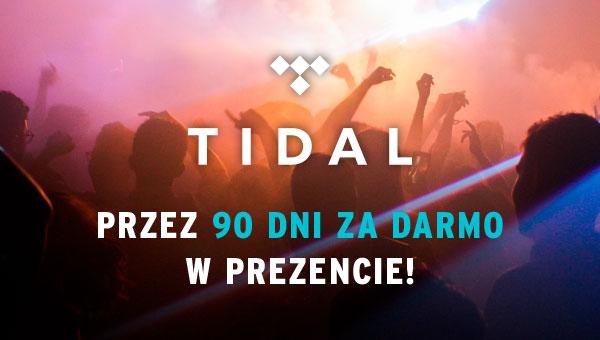 90 dni dostępu do TIDAL za darmo! Tylko dla Klientów Citi Handlowy!