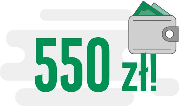 Nawet 550 zł za założenie konta w BNP Paribas!