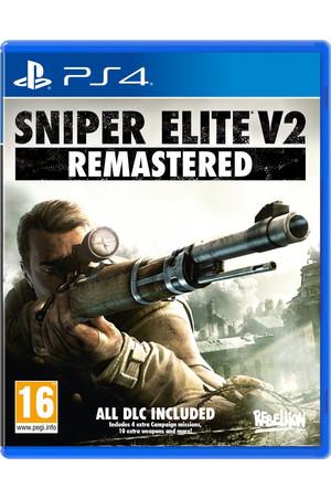 Sniper Elite V2 Remastered, PS4, XBOX ONE, Merlin