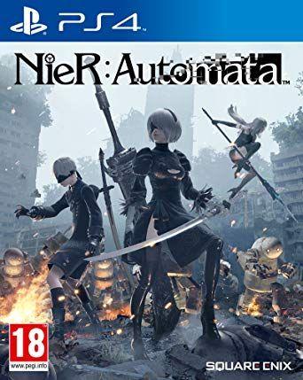 Nier: Automata na PS4
