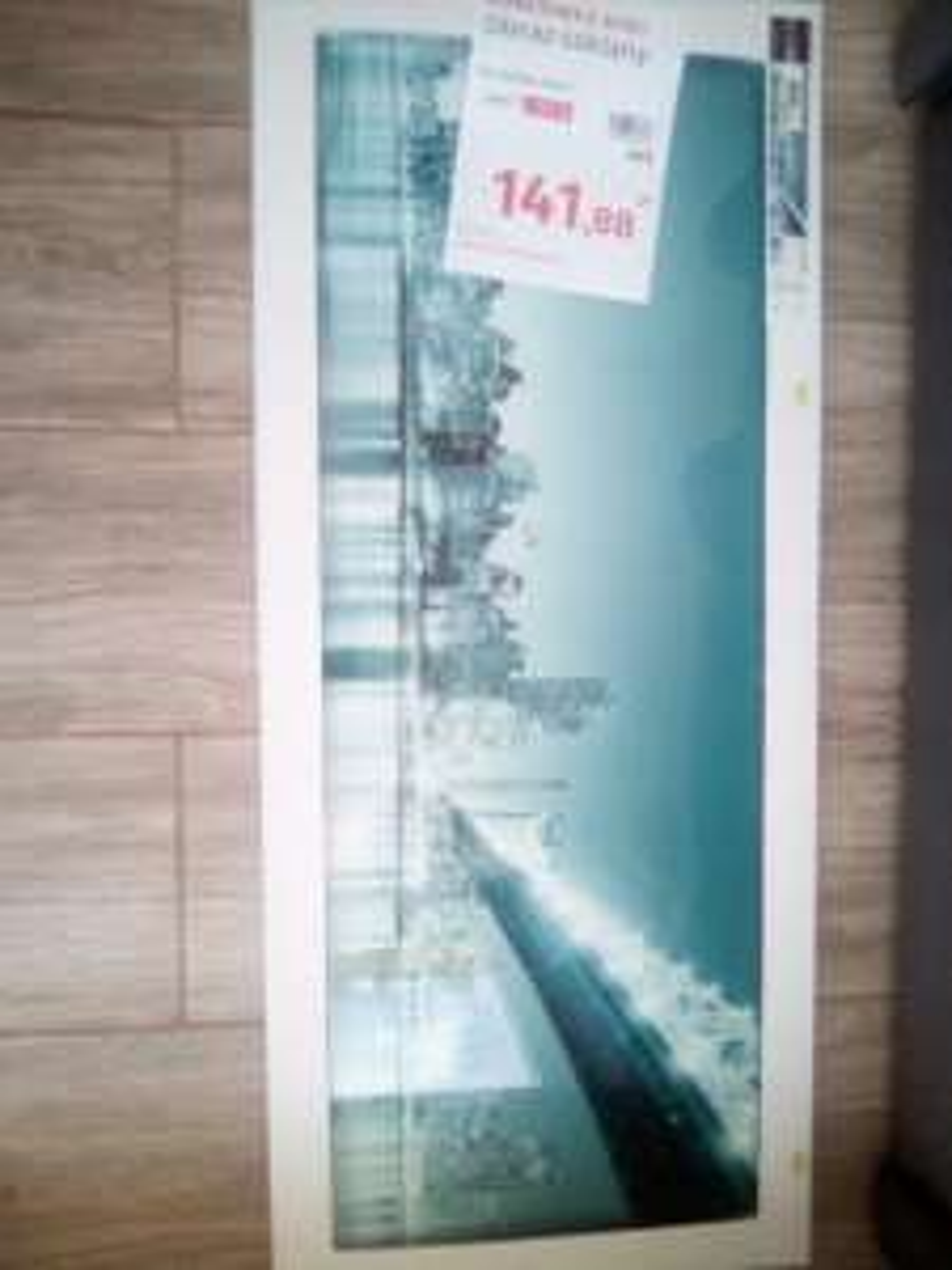 Obraz szklany