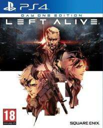 Left Alive Day One Edition w morele.net