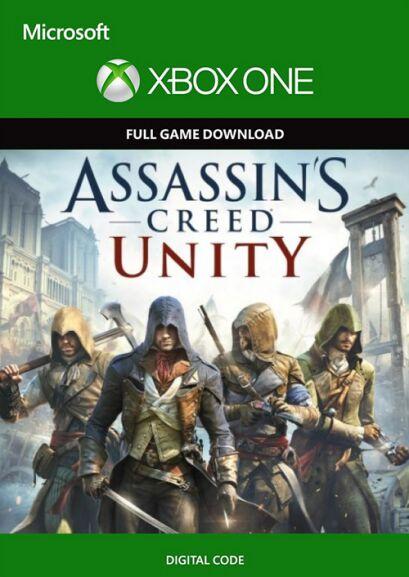 Assassin's Creed Unity XBOX One Wersja cyfrowa