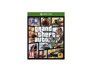 Grand Theft Auto V (GTA V) Xbox One