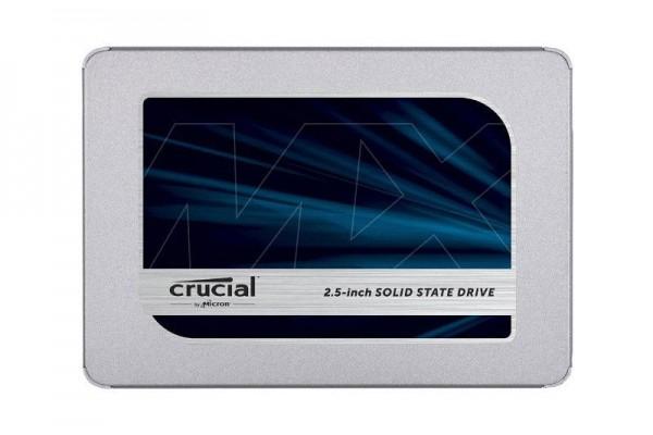Dysk SSD CRUCIAL MX500 500GB (Możliwe 225)