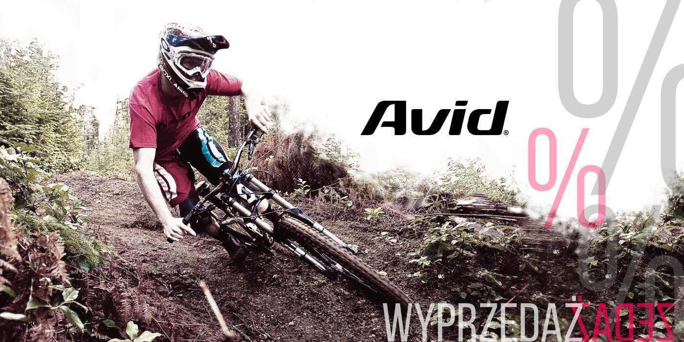 Wyprzedaż hamulców AVID (np. hamulec hydrauliczny Elixir 5 za 269 zł) @ Rowerowy.com
