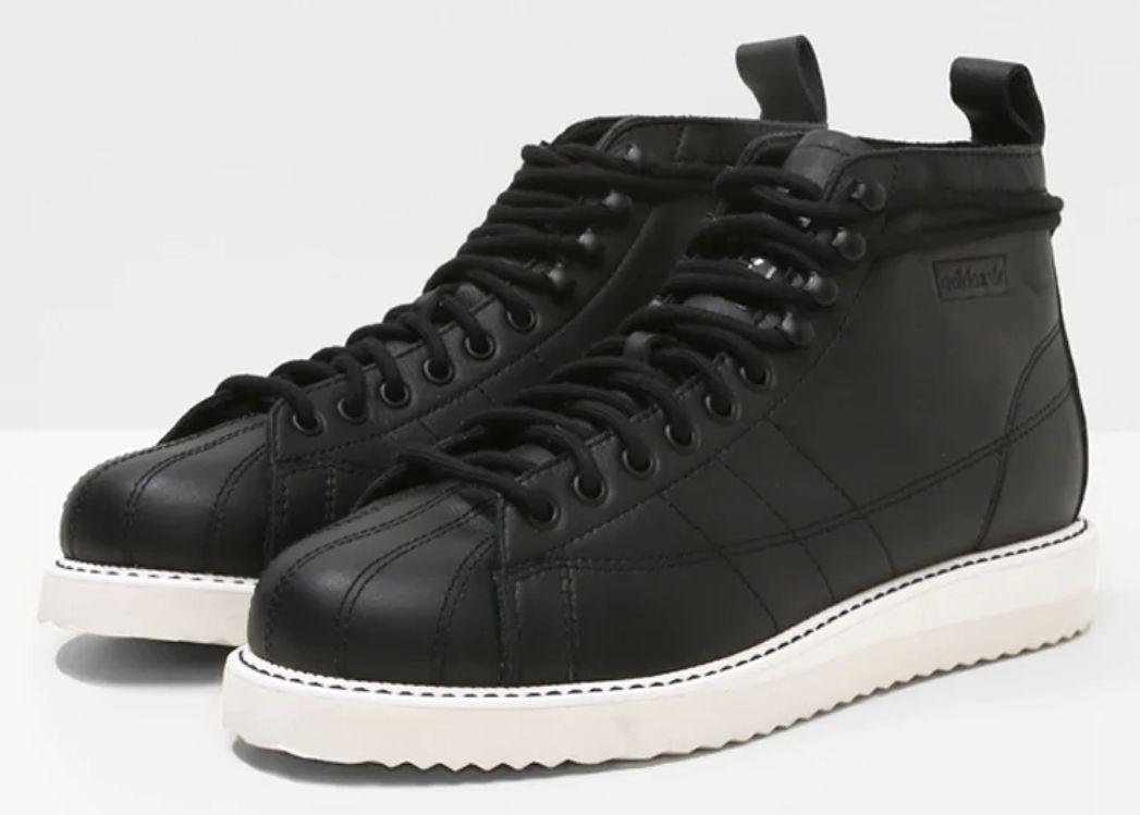 Adidas SUPERSTAR BOOT buty damskie