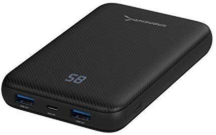 Powerbank Sabrent 10000 mAh USB C Quick Charge 3.0 USB