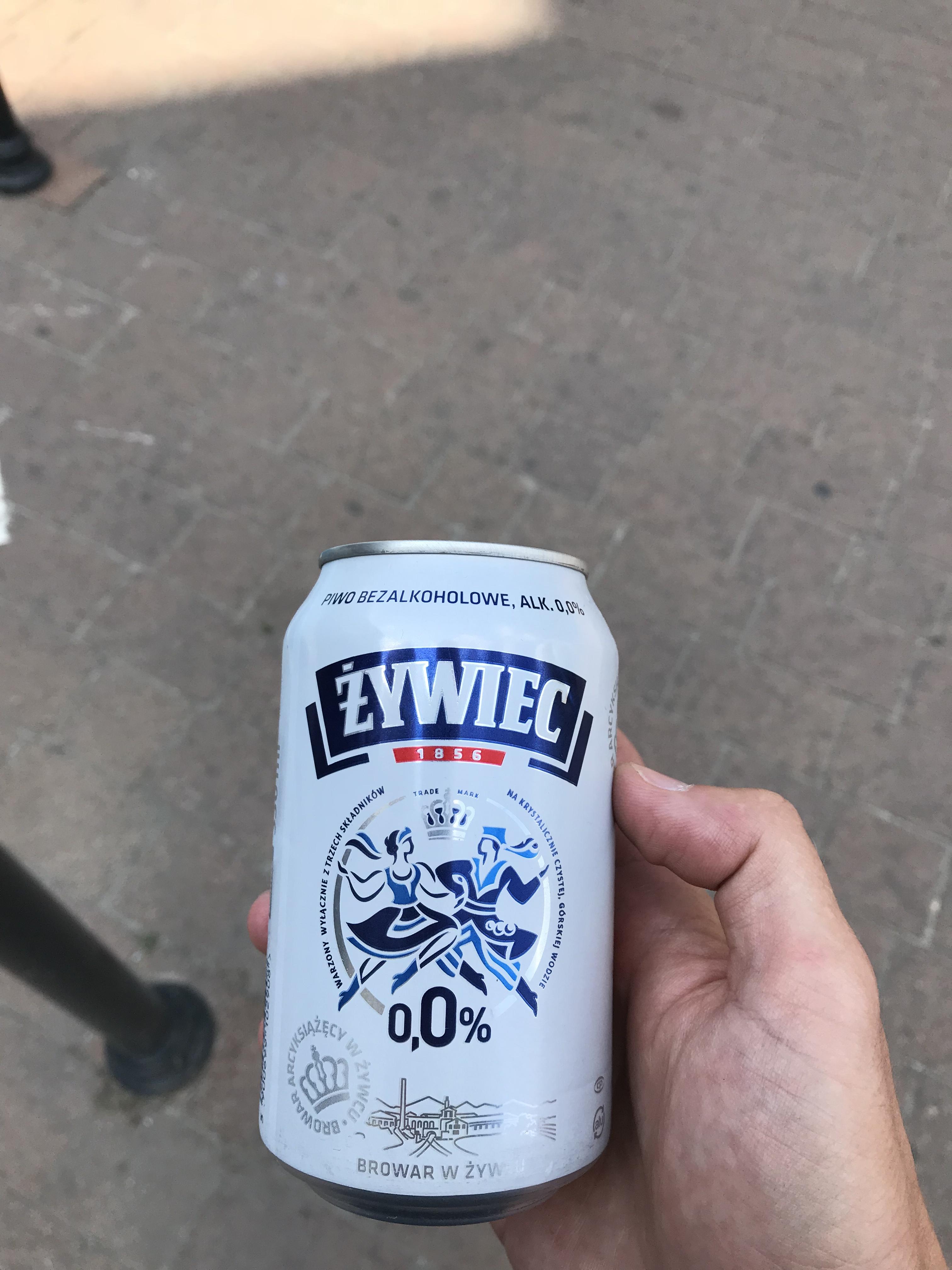 Darmowy Żywiec Biały 0% Łódź Manufaktura