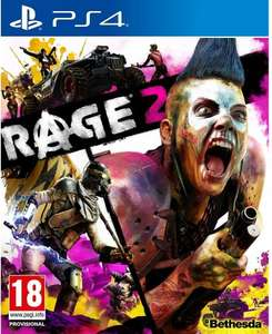 Rage 2 PL PS4/Xbox One