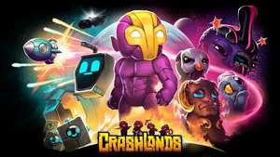 Crashlands na Androida @play.google