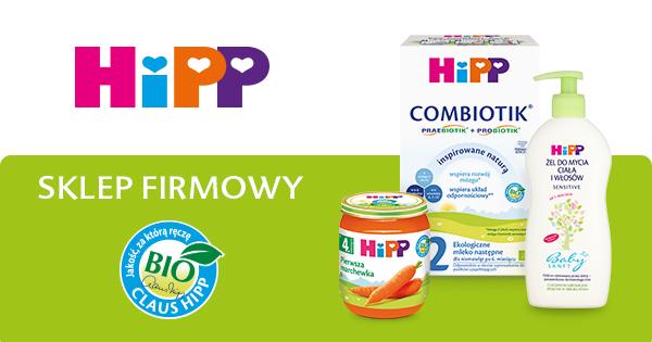 HIPP - darmowa dostawa, dobre ceny i gratisy