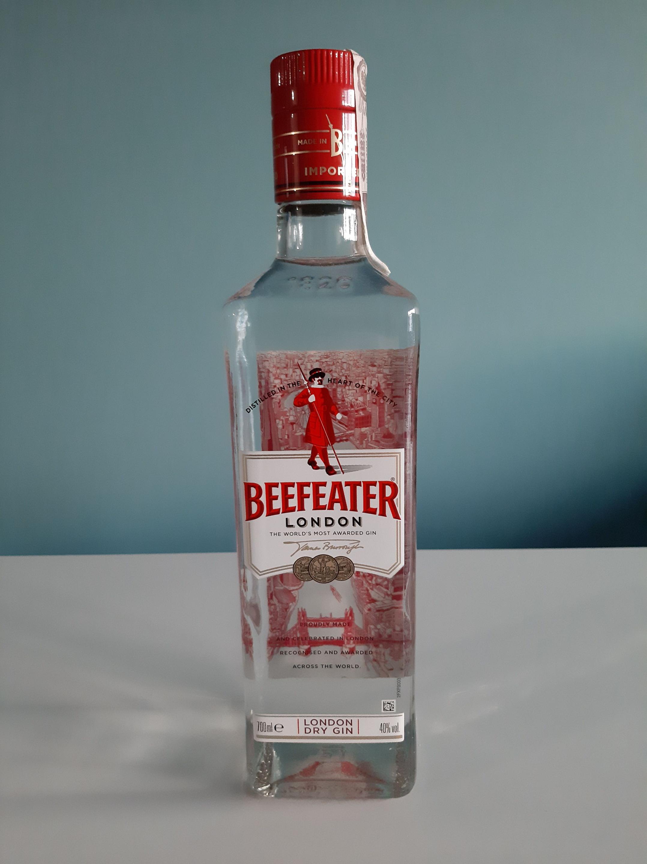 Gin Beefeater 0,7l Biedronka Kraków Glogera