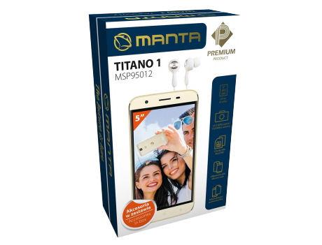 Manta MSP95012 Titano 1 za 99 zł