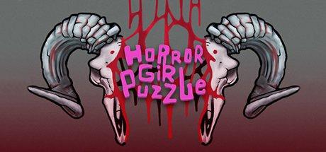 [18+] Horror Girl Puzzle za darmo od Indie Gali