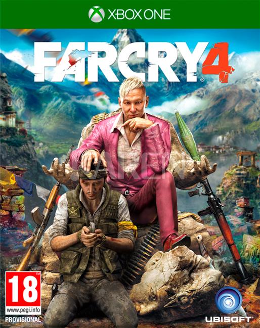 Far Cry 4 (XONE) @ Karen