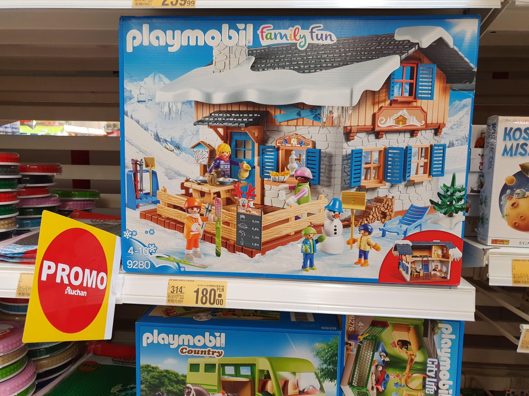Playmobile Chata Górska 9280