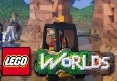 LEGO Worlds za 15,78 zł w G2Play na platformę steam