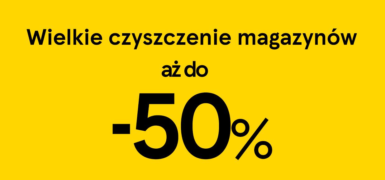 Wielkie czyszczenie magazynów w Tesco do -50%