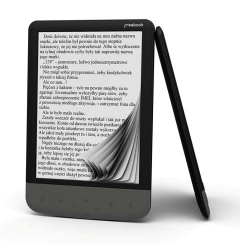 """Czytnik e-booków LARK Freebok 6.1, 6"""", 4GB za jedyne 196 zł zamiast 236,16 zł @ Empik"""
