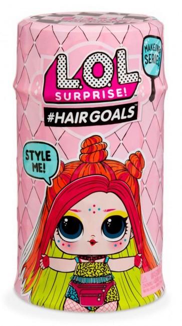 Lalka L.O.L. Surprise Hairgoals w komputroniku