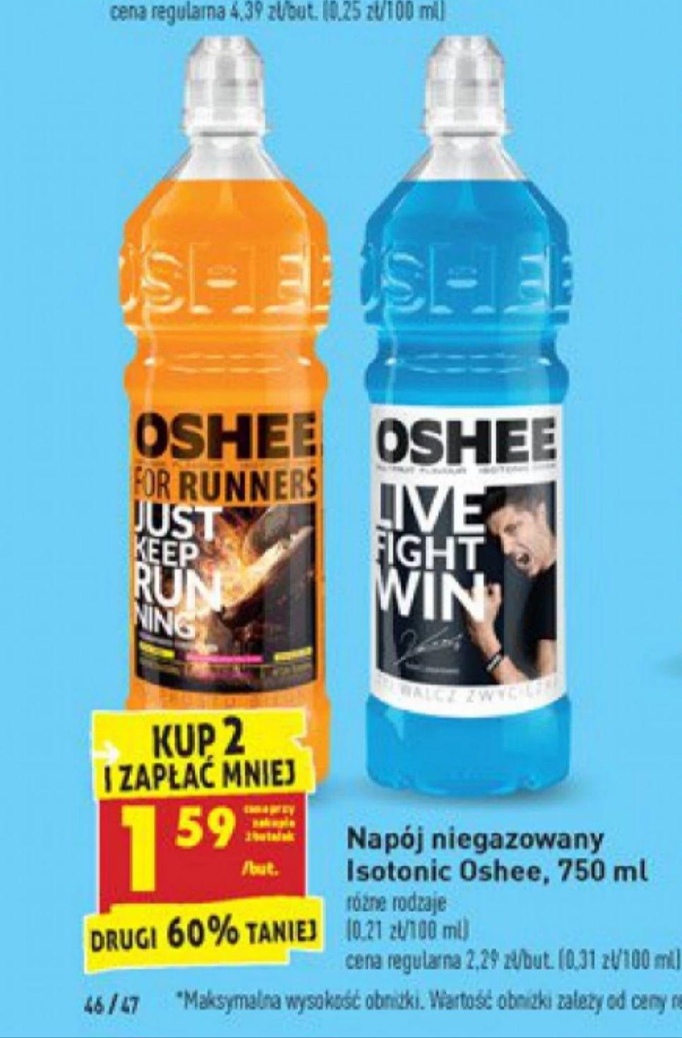 Isotonic Oshee 750 ml